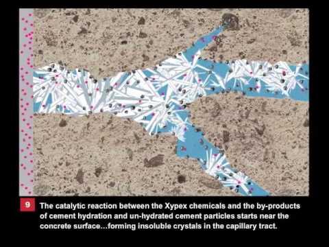 About Xypex Waterproofing – Elevator Waterproofing