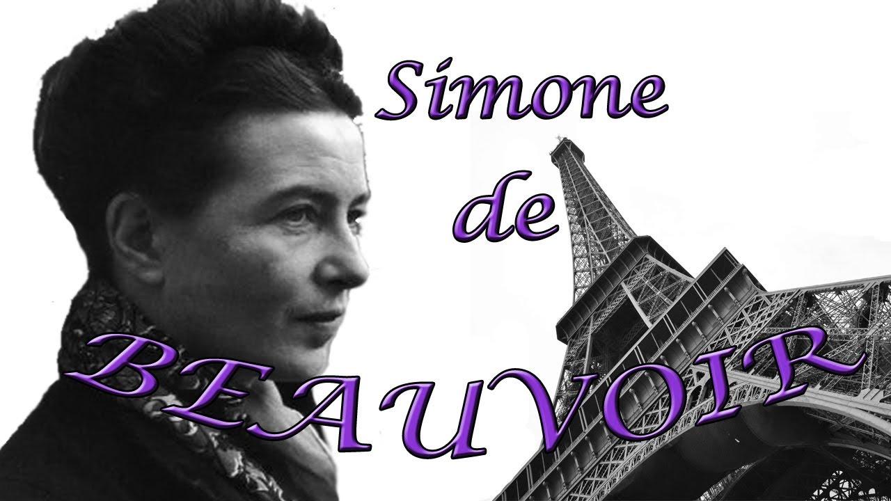 Frases de Simone de Beauvoir - YouTube