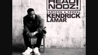 Kendrick Lamar- Cartoon and Cereal (BASS BOOST)