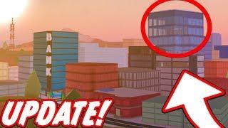 NEW JAILBREAK UPDATE CONFIMED!! (Roblox Jailbreak)
