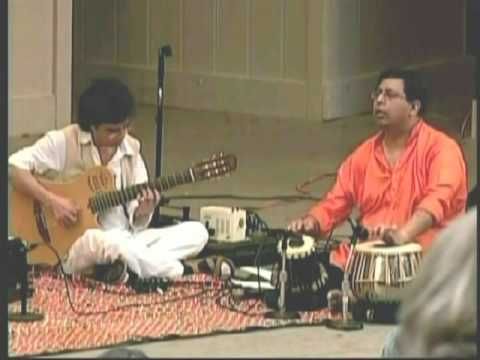Broto Roy and Sanjay Mishra with GANGA - Live, Virginia, USA. July 10, '09
