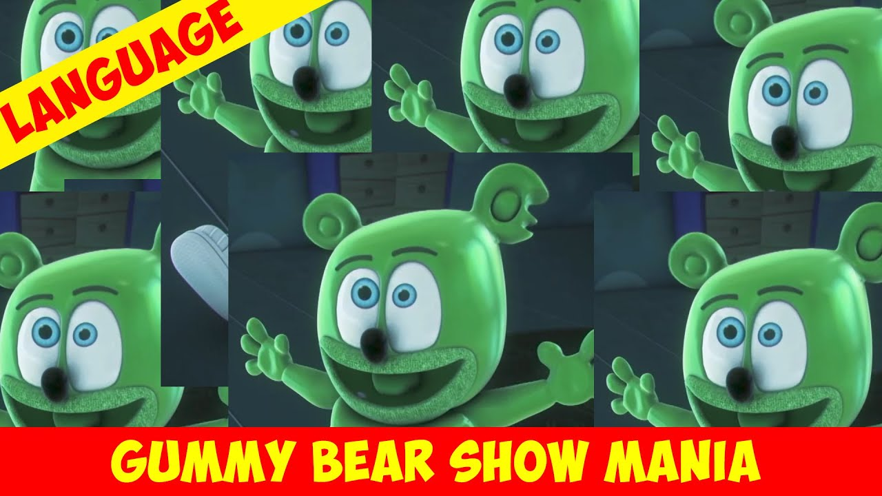 'Spooktacular' in 7 DIFFERENT LANGUAGES - Gummy Bear Show MANIA