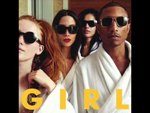 Pharrell WIlliams - Marylin Monroe HQ + Lyrics