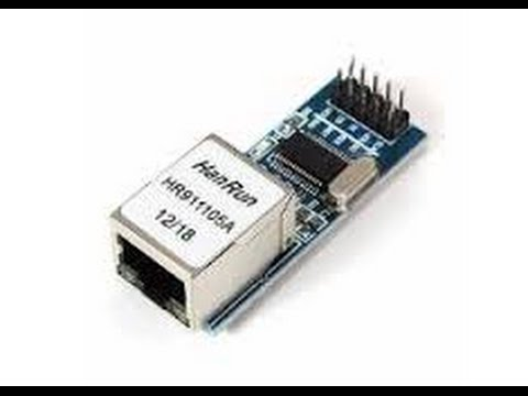 Como Usar O Módulo Ethernet ENC28J60 Com Arduino