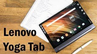 Lenovo ZA1N0007US Yoga 10 inch Tab 3 Plus QHD Review
