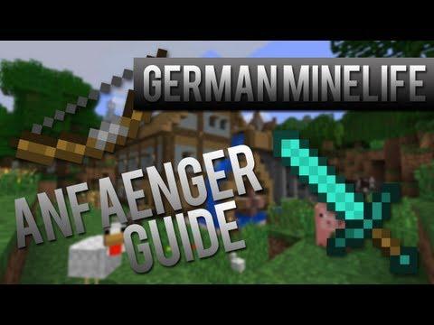 Minecraft Server German Minelife Servervorstellung - Minecraft namen andern himgames