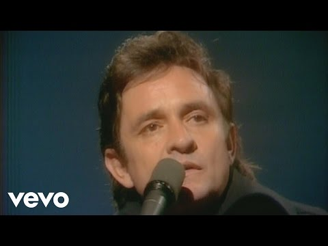 Johnny Cash - Me and Bobby McGee (Live in Denmark)