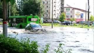 Очередной потоп в Перми
