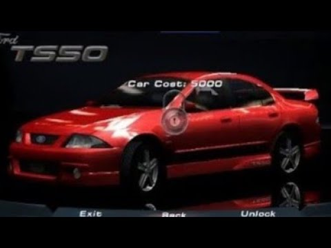 Need For Speed Hot Pursuit 2 Unlocking Tracks And Cars Youtube