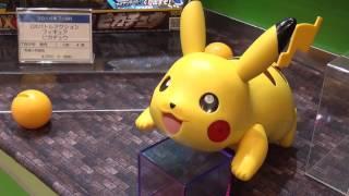 ポケモン総選挙順のフィギュア紹介【東京おもちゃショー2016】Pokémon lanking in tokyo toy show 2016
