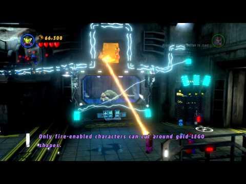 LEGO MARVEL Super Heroes - Super-Skrull's Heat Beam (60 FPS) (1080p)