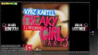 Vybz Kartel - Freaky Gyal (Pt. 3) [Clean] Nov 2012