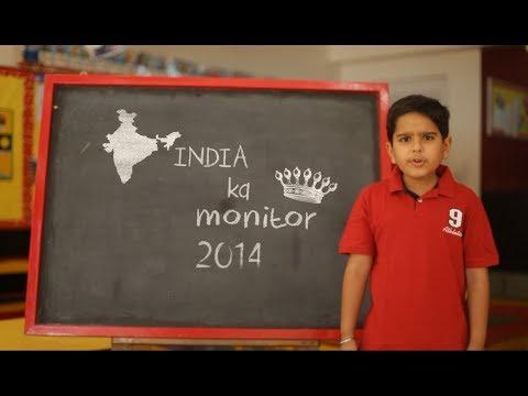 India Ka Monitor: Indian General Elections 2014