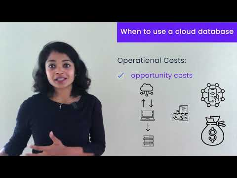 When to use a cloud database | DBaaS Costs | Self Hosted Database Costs