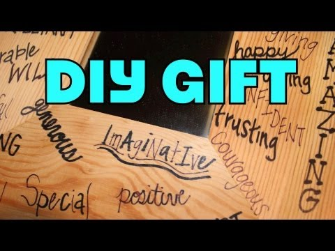 Fast & Cheap DIY Gift (Under $5)