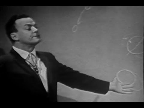 Richard Feynman | Math vs. Physics - Formal Science vs. Natural Science