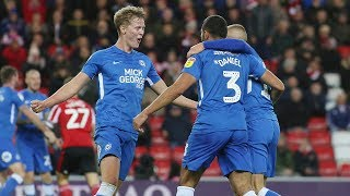 HIGHLIGHTS | Sunderland v Posh