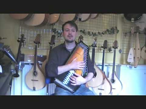 Autoharp - introduction and historical aspects