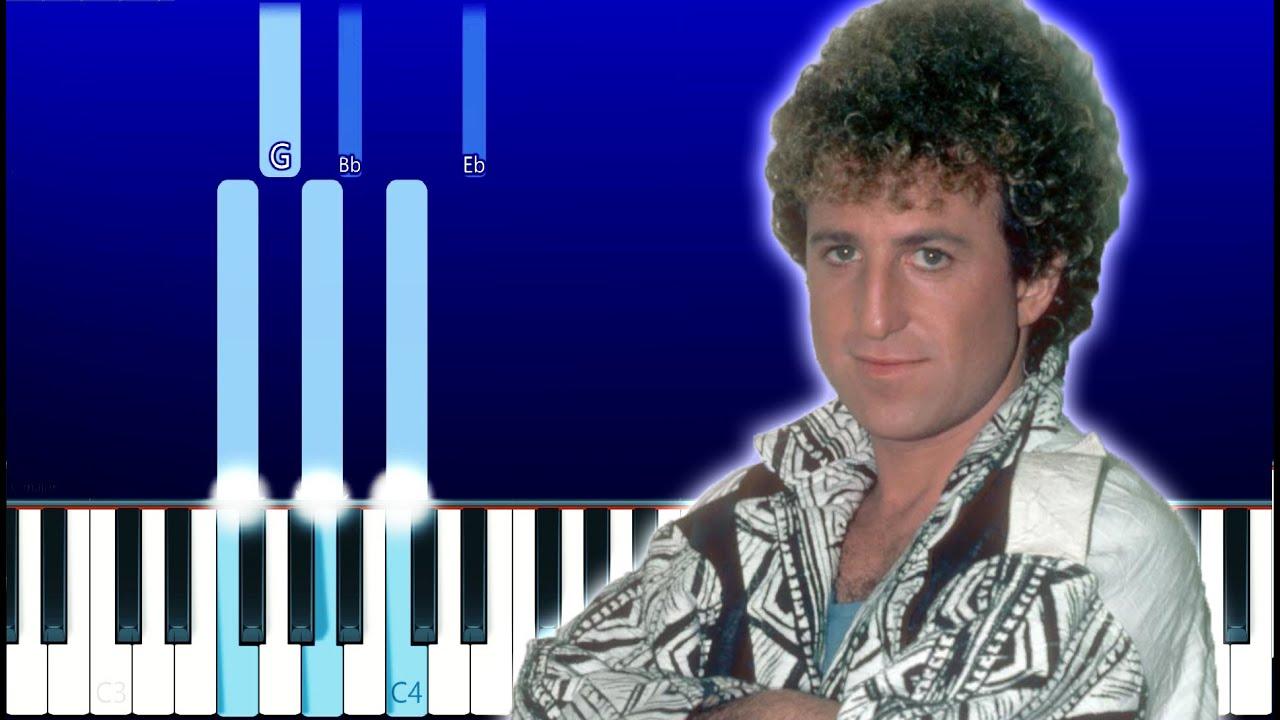 Matthew Wilder - Break My Stride (Piano Tutorial) 3