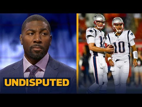 Greg Jennings on Jimmy G's comment he believed he was 'better' than Tom Brady | NFL | UNDISPUTED