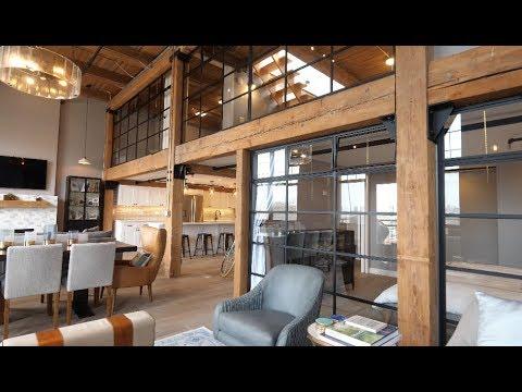 West Loop Penthouse Loft / Chicago / Garrett Steve (4K)