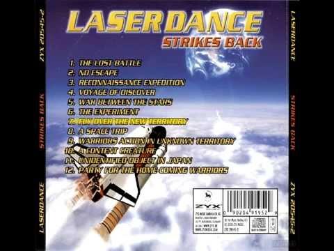 Laserdance Strikes Back - The Ultimate Mix