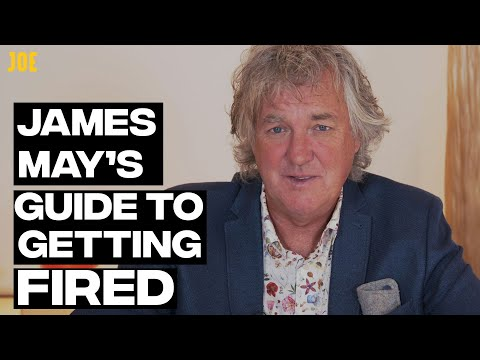James May explains why he was fired from Autocar magazine, and the joy of Japanese toilets
