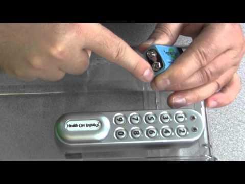 KitLock KEDL - Low Battery Alert & Battery Failure Override