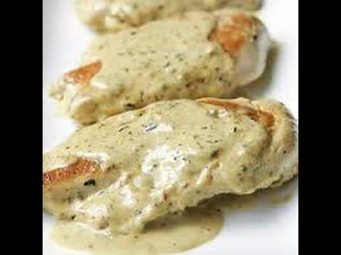 Cooking: Chicken With Mustard Cream Sauce