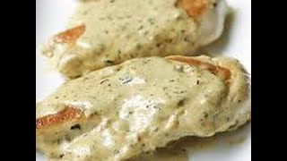 Cooking: Chicken with Mustard Cream sauce Thumbnail
