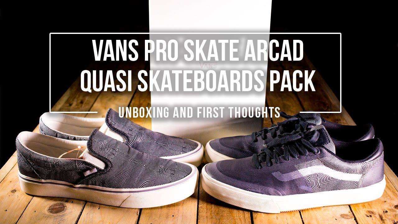 skateboards vans
