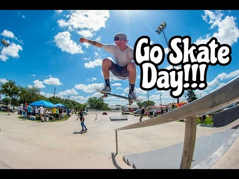 Go Skateboarding Day - Zumiez Contest - Plainview, TX.