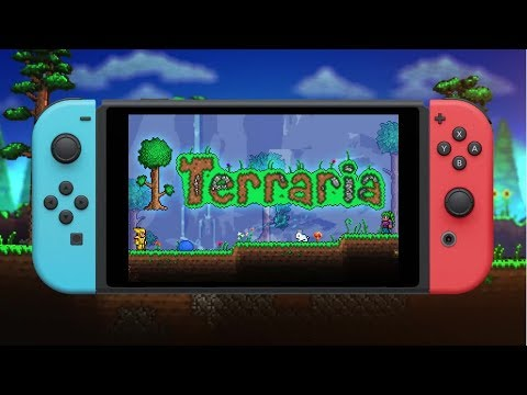 Console version - The Official Terraria Wiki