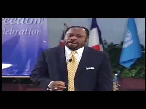 Dr Myles Munroe Sermons  Official 2017 - Refocusing on the Priority of God, October 11,2017
