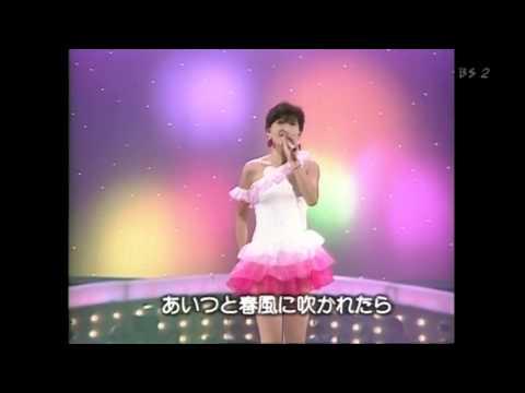 新井由美子 ピンクの花粉