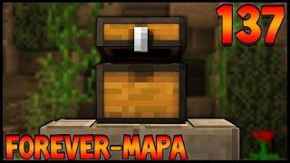 A SALA DO TESOURO!! - Forever Mapa #137 - Minecraft 1.8