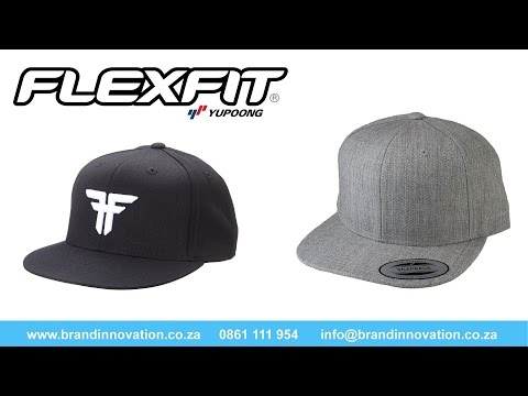 Flexfit Caps Custom Branded – Yupoong Caps South Africa