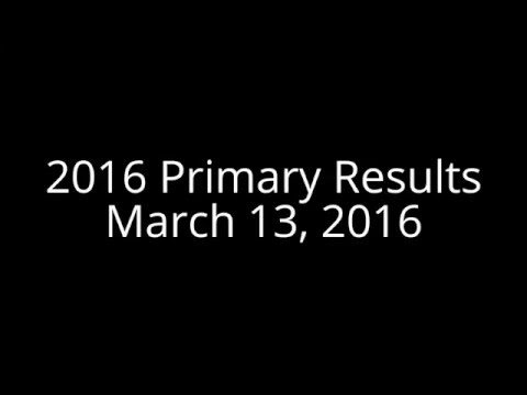 Republican Primary Results