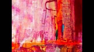 Tableaux rouges abstraits peintures sur toile