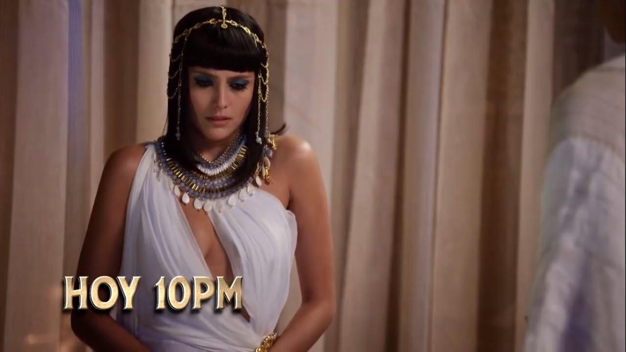 Nefertari pondrá la vida de Ana en riesgo | Avance Moisés y los 10 Mandamientos - 07/07/2020