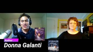 Philadelphia Writers' Conference Interview with Donna Galanti