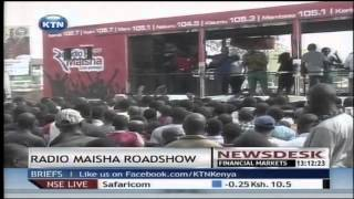 Radio Maisha concludes its four-day road show