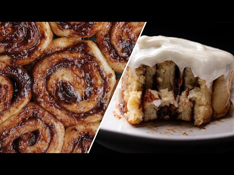 The Instant Pot Cinnamon Roll Of Your Dreams • Tasty