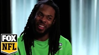 Richard Sherman talks Seattle Seahawks rivalry with Green Bay Packers | FOX NFL SUNDAY