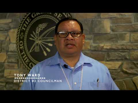 Choctaw Nation: Broken Bow Community Center Ribbon Cutting