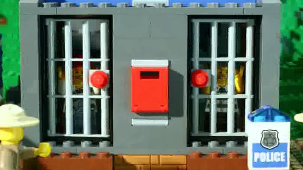 Policja Leśna Lego City Na Wwwkrainazabawypl Youtube