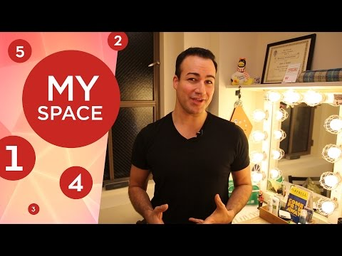 My Space: Caesar Samayoa of COME FROM AWAY