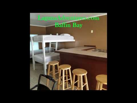 Baffin Bay Floating Cabin rental