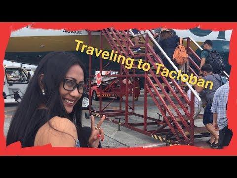 Traveling to Tacloban