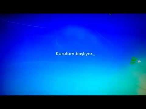 Format Nasıl Atılır? ( Windows 7)